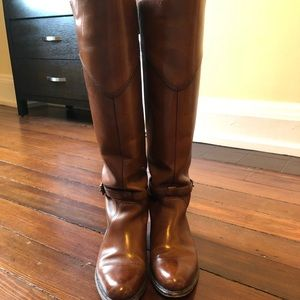Authentic Frye Dorado Riding Boots